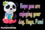 Panda Bear - Pami