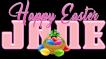 Happy Easter - Jane