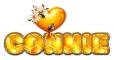 BEE HONEY HEART CONNIE