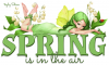 SPRING.. is in the air, Anna Ignatieva, Fairy, Toons