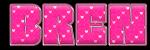Pink Hearts - Bren
