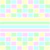 PASTEL SQUARES, BACKGROUNDS, EASTER, MULTI