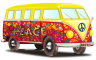 CATHI, VW VAN, PEACE, NAMES, PERSONAL