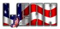 STAR NURSERY DEFONT FLAG BUTTERFLY  LEAH TEXT