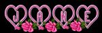 Pink Flowers - Jane