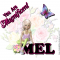 Mel Flowers - Butterfly - Magnificent