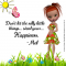 Mel- Silly Little Things - Happiness - Girl