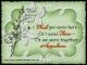 Flowers - I Wish - I Were There - Anywhere