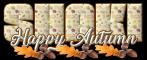 Happy Autumn - Shaki