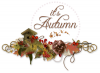 it's Autumn, Divider, Seasonal! , Fall, Text