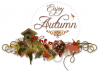 Enjoy Autumn, Fall, Seasons, Text, Greetings