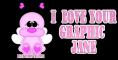 Pink Bug - Jane