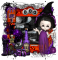 Halloween Cute Ghoul Witch <Love It!>