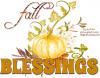 fall blessings,Seasons, Fall, Text, Greetings
