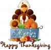 Happy Thanksgiving (Turkey)