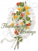 Thanksgiving Blessings , HOLIDAYS, SEASONAL, TEXT