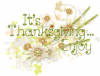 It's Thanksgiving.. Enjoy,  HOLIDAYS, DESIGNS, TEXT