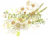 Thanksgiving Love , HOLIDAYS, SEASONAL, TEXT