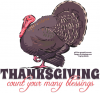 THANKSGIVING.. Count your many blessings