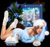 Lady in Blue - Robbie