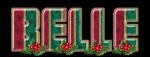 FESTIVE CHRISTMAS - BELLE