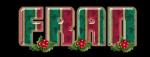 FESTIVE CHRISTMAS - FRAN