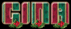 FESTIVE CHRISTMAS - GINA