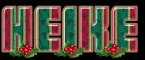 FESTIVE CHRISTMAS - HEIKE