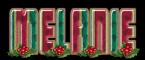 FESTIVE CHRISTMAS - MELANIE