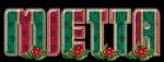 FESTIVE CHRISTMAS - MIETTA