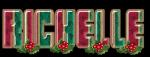 FESTIVE CHRISTMAS - RICHELLE