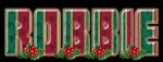 FESTIVE CHRISTMAS - ROBBIE