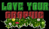 Festive Christmas tag
