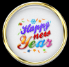 HAPPY NEW YEAR'S BRAD
