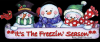 Snowmen - Freezin' Season - Winter