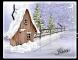 Winter cabin - Jane