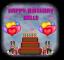 HAPPY BIRTHDAY - BELLE