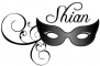 SHIAN, FIRST NAMES, MASK, TEXT