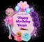 Hapopy Birthday - Tonya