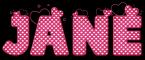 BE MINE HEARTS PINK - JANE