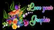 Pretty Flowers - Jane
