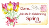 COME JOIN ME IN CELEBRATING SPRING