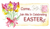 COME JOIN ME IN CELEBRATING EASTER.. Leah