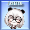 BLONDE GIRL WITH PANDA EARS - JANE
