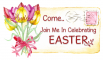 COME JOIN ME IN CELEBRATING EASTER.. ANDREA
