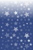 BLUE WITH WHITE STAR BACKGROUND