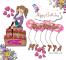 Mietta - Happy Birthday - Cake - Balloons