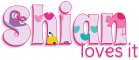 Shian.. loves it, PINK, HEARTS, ANIMALS, TEXT