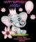 Elephant - Happy Birthday - Aggela