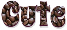 CUTE, BROWN, COFFEE BEANS, TEXT, GG RELATED